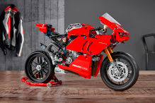 Renn-Ducati von Lego