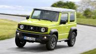 Suzuki Jimny: Test, Motor, Preis