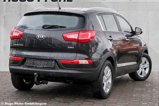 Kia-SUV unter 9000 Euro