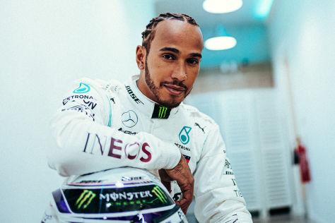 Formel 1: Hamiltons Narben