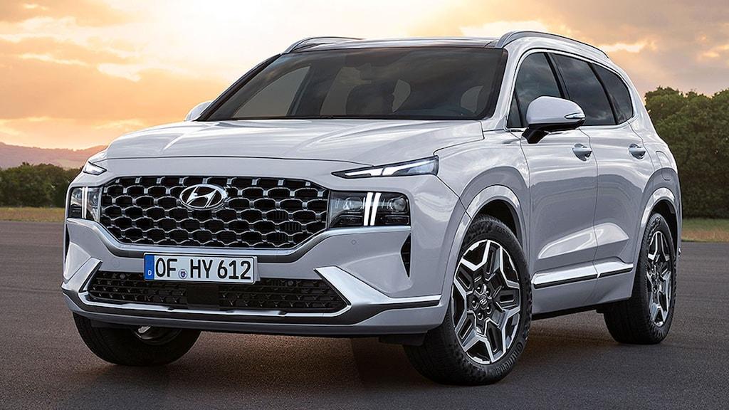 Das kostet der frisches Hyundai Santa Fe