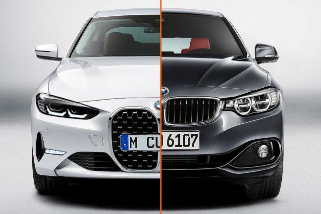 BMW 4er (2020): Alt vs Neu - Änderungen - Coupé - Info ...