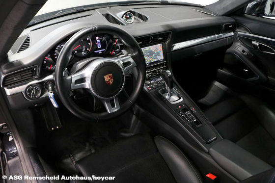 Porsche 911 Turbo für die Hälfte des Neupreises!