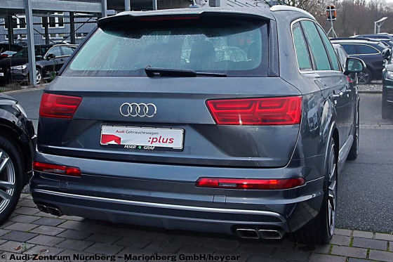 Audi SQ7 zum kleinen Preis kaufen