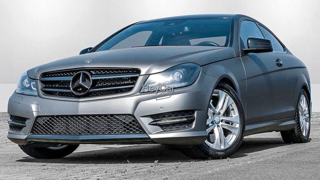Benz-Sportcoupé unter 15.000 Euro