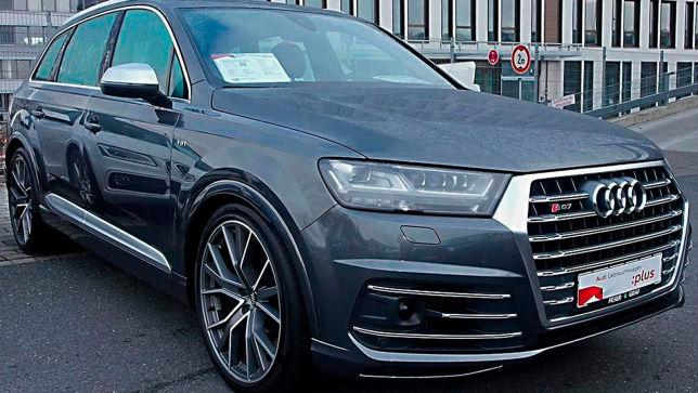 70.000 Euro Wertverlust im Audi SQ 7