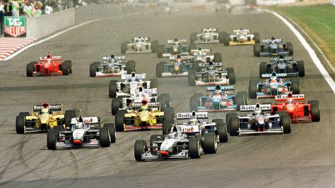 Formel 1: Kalender 2020
