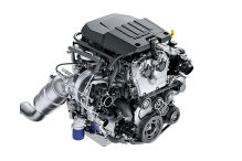 Chevrolet L3B 2.7 Liter Vierzylinder: Technik, Motor, Verbrauch