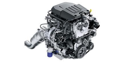 GM 2,7-Liter Vierzylinder
