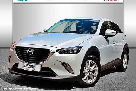 Zuverlässiges Trend-SUV von Mazda unter 14.000 Euro - autobild.de