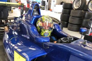 Norris testet Formel-3-Auto