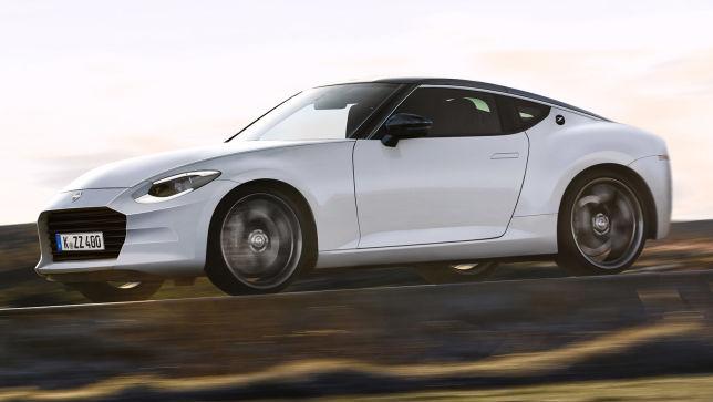 So könnte der Nissan 400Z kommen