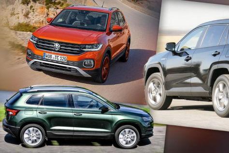 Corona-Kaufprämie: Diese Autos sind auch ohne Zuschuss günstig (BILDplus)