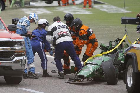 IndyCar: erhöhte Crashgefahr: Angst vor dem Auftakt - autobild.de