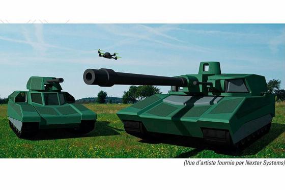 Leopard 2 bekommt einen Nachfolger
