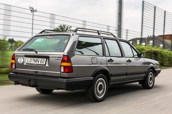 VW Passat Variant Syncro (B2/32b): Klassiker des Tages