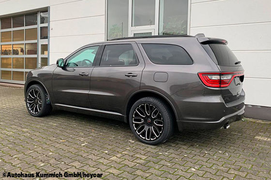 Nagelneues V8-SUV unter 57.000 Euro