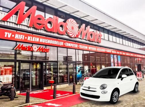 Fiat 500 Hybrid für 99 Euro im Monat