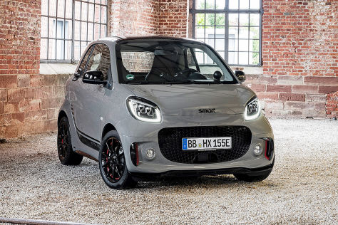 Smart EQ Fortwo: Preis, Leasing