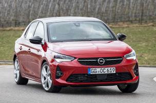 Der Corsa ist Opel