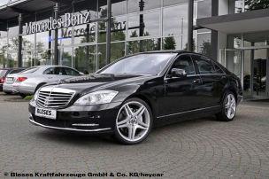 S 500 mit 110.000 Euro Wertverlust