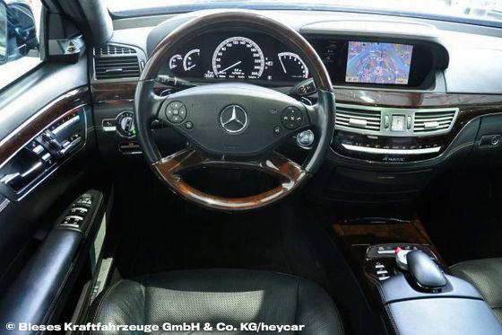 Mercedes S 500 mit 110.000 Euro Wertverlust