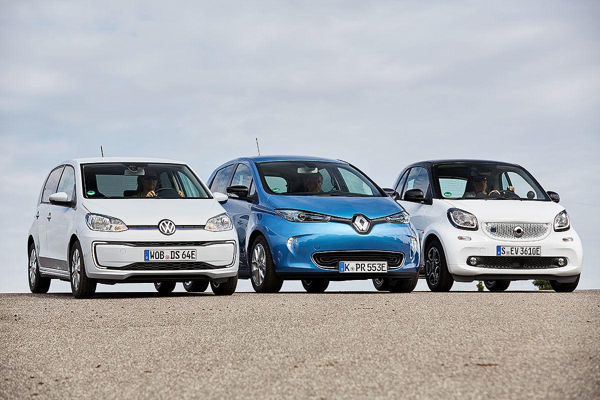 E-Auto-Preise mit der neuen Umweltprämie
