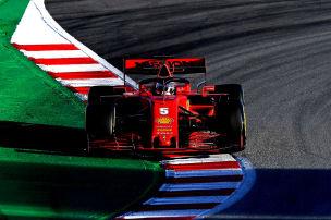 "Binotto: ""Ferrari liebt Vettel"""