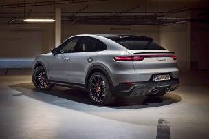 Porsche Cayenne GTS (2020)