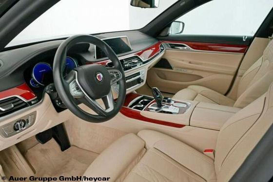 Alpina B7 mit 608 PS 80.000 Euro günstiger