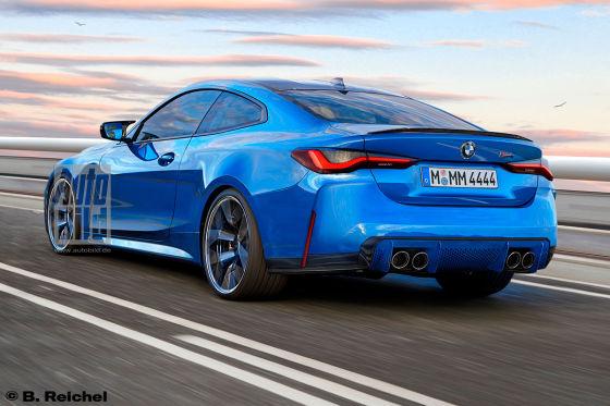 Den neuen BMW M4 gibt es in zwei Versionen: mit 480 oder 510 PS