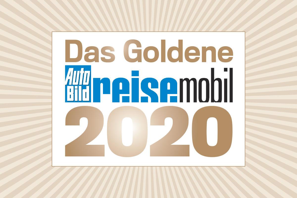 Goldenes Reisemobil 2020