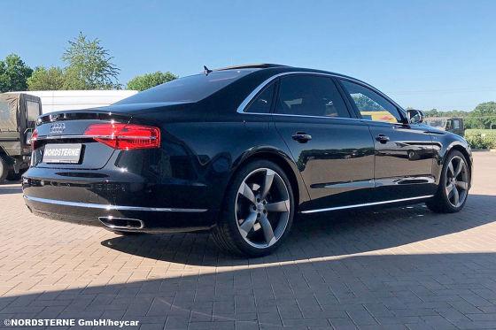 A8 mit W12 und 119.000 Euro Wertverlust