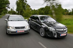 Diese Opel haben noch Sechszylinder!