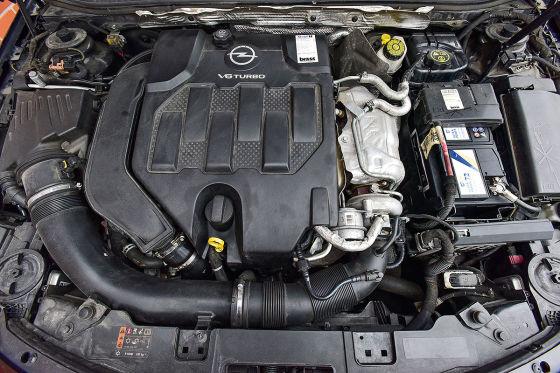Opel nsignia OPC ST