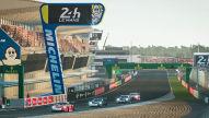 Le Mans: virtuelles 24-Stundenrennen