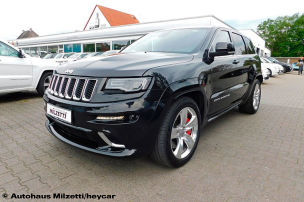 V8-SUV mit 468 PS unter 39.000 Euro