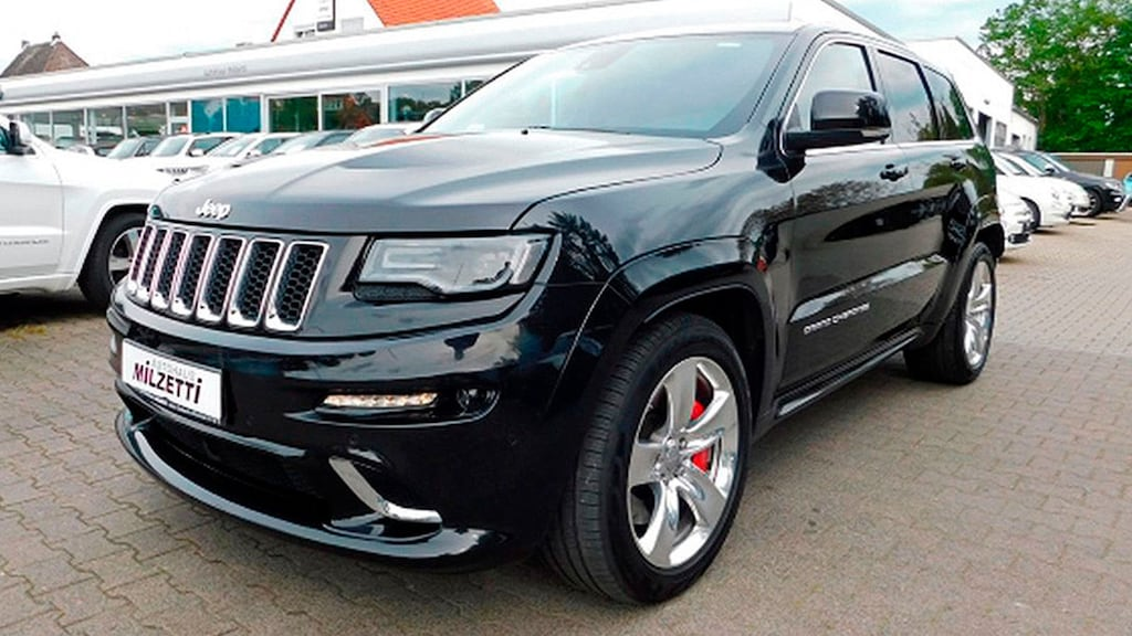468 PS V8-Jeep zum Spartarif