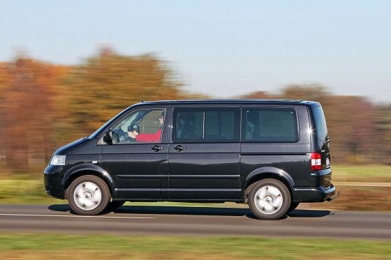 VW Multivan Panamericana 2.0 TDI: Gebrauchtwagen