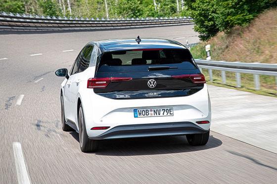 So fährt der VW ID.3