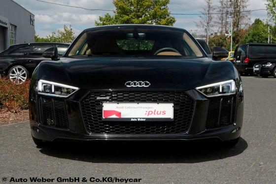 Audi R8 mit 120.000 Euro Wertverlust