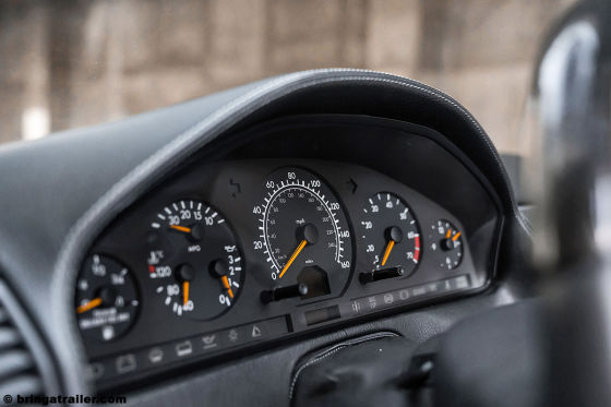 Mercedes SL 600 Renntech SL 74: Klassiker des Tages