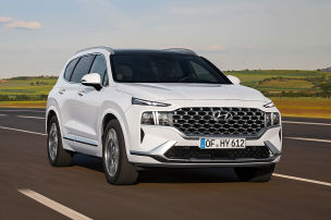 Hyundai Santa Fe (2020): Vorstellung