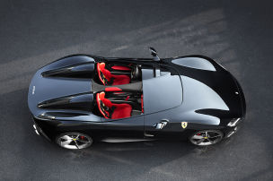 Verstappen kauft sich Ferrari Monza SP2