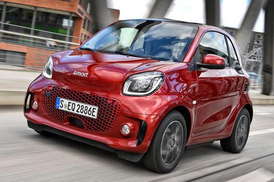 E-Autos unter 20.000 Euro