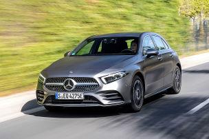 Mercedes A 250 e für 84 Euro leasen