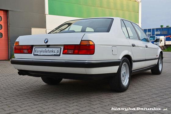 BMW 740i im Neuzustand zu verkaufen!