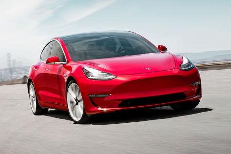 Tesla Model 3 (2020): neuer Akku?