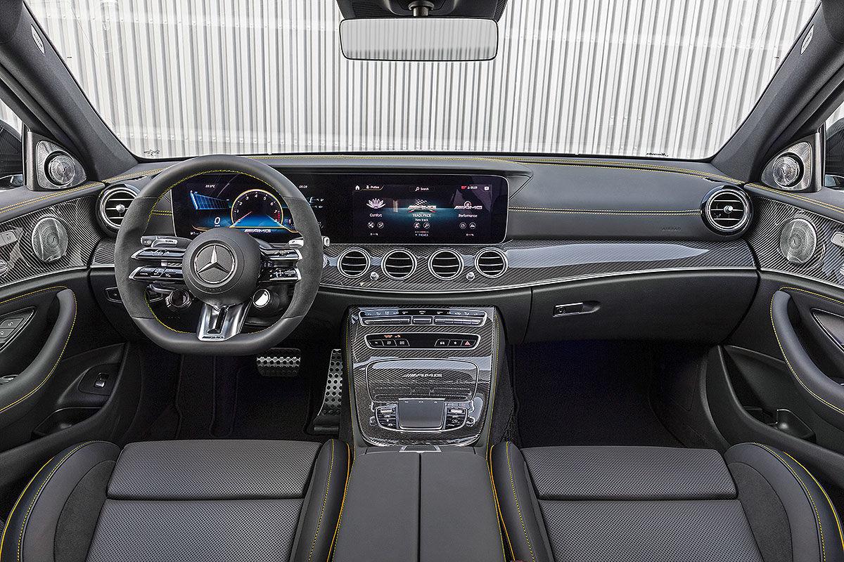 Facelift Mercedes-AMG E 63 4matic+