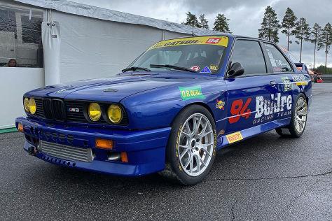 BMW M3 E30 auf über 1300 PS getunt